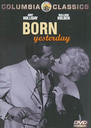 BORN YESTERDAY BY HOLLIDAY,JUDY (DVD)