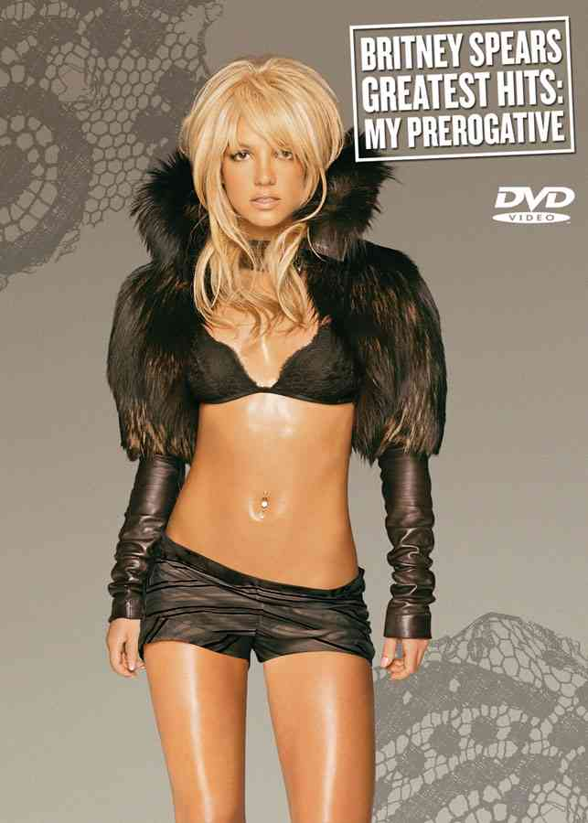 GREATEST HITS:MY PEROGATIVE BY SPEARS,BRITNEY (DVD)