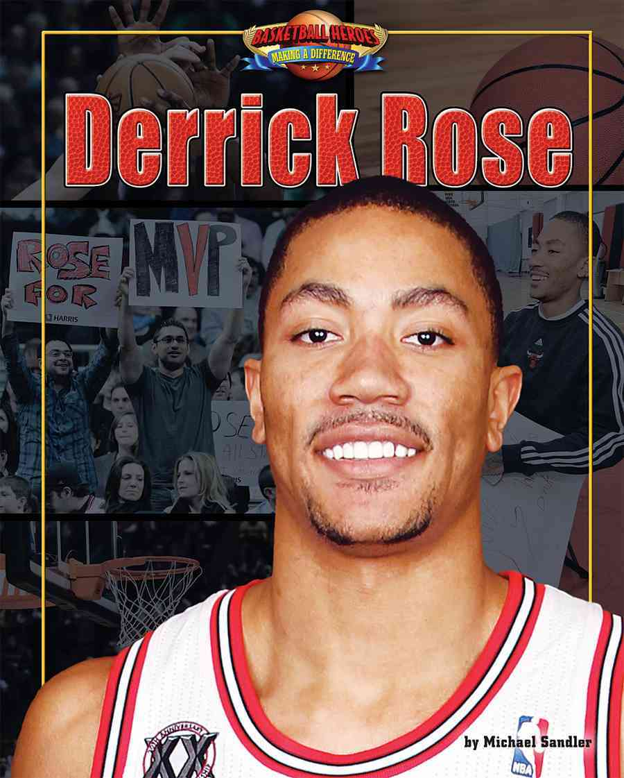 Derrick Rose By Sandler, Michael