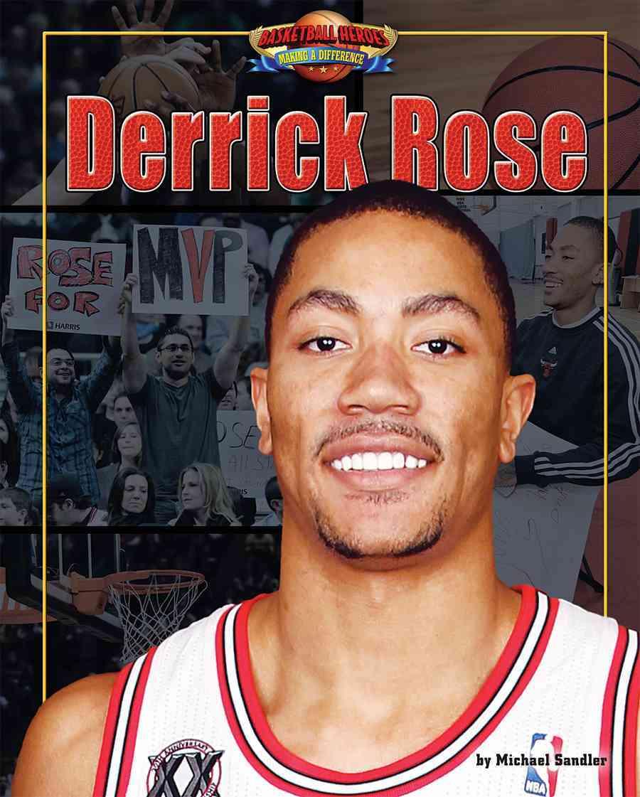 Derrick Rose By Sandler, Michael